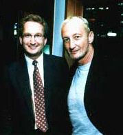 Marc and Robert Englund
