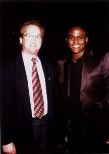 Marc and Wayne Brady